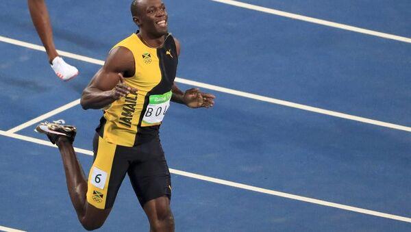 Jamaikalı atlet Usain Bolt - Sputnik Türkiye