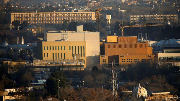 ABD Afganistan Büyükelçiliği - Sputnik Türkiye