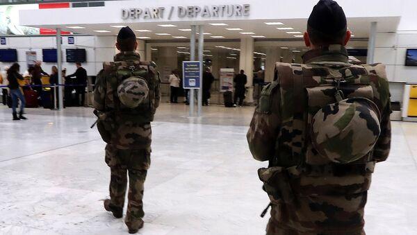 Fransa / Nice Havalimanı - Sputnik Türkiye