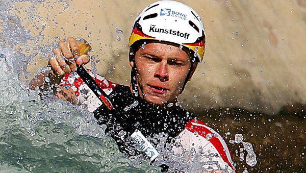 Rio'da geçirdiği trafik kazasında hayatını kaybeden Alman koç Stefan Henze, 2004 Olimpiyat Oyunları'nda gümüş madalya kazanmıştı. - Sputnik Türkiye