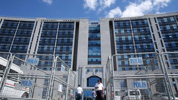 İstanbul Anadolu Adalet Sarayı - Sputnik Türkiye
