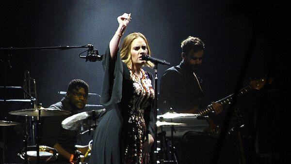Adele - Sputnik Türkiye