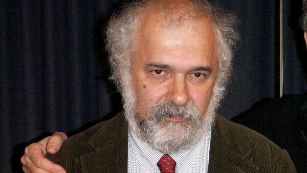 Gazeteci-yazar Ragıp Zarakolu - Sputnik Türkiye