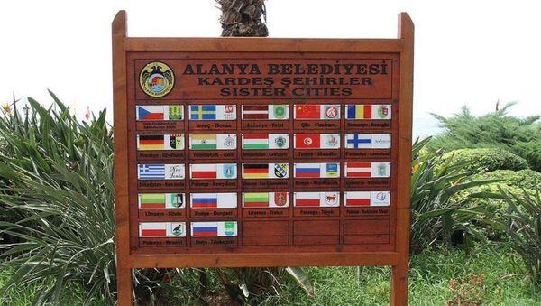 Alanya Schwechat ile kardeş şehir protokolünü sona erdirecek - Sputnik Türkiye
