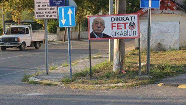 Dikkat FETÖ çıkabilir - Sputnik Türkiye