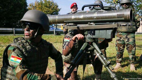 Almanya'dan Peşmerge'ye silah sevkiyatı - Sputnik Türkiye