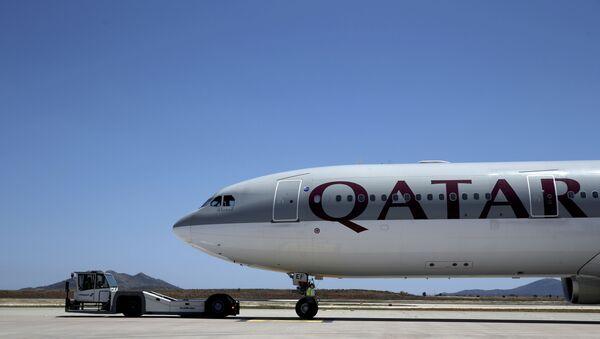 Katar Havayolları - Sputnik Türkiye