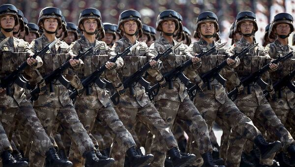 Çin, Suriye'ye eğitim için asker gönderecek - Sputnik Türkiye