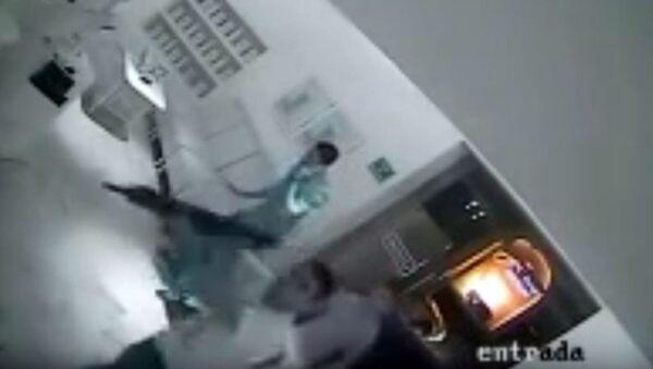Bücür'ün oğlunu kaçıranların güvenlik kamerası görüntüleri internete sızdı - Sputnik Türkiye