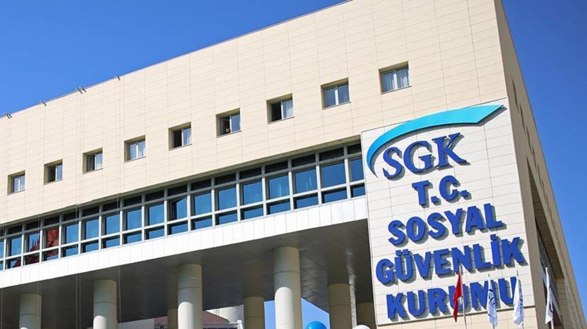SGK - Sputnik Türkiye, 1920, 25.03.2021