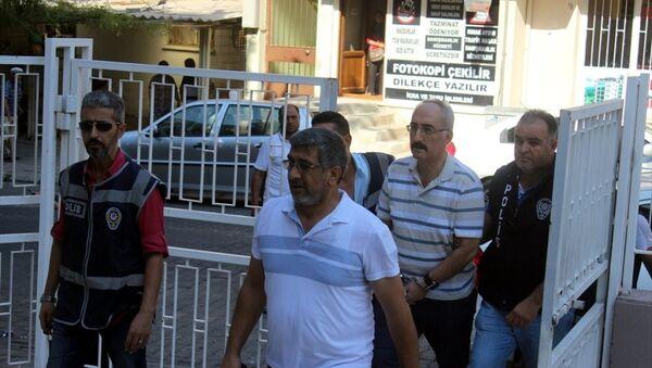 Rüstem Eryılmaz - Sputnik Türkiye