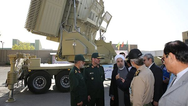 İran hava savunma sistemleri - Sputnik Türkiye