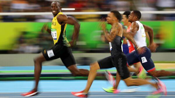Usain Bolt / Rio Olimpiyat Oyunları - Sputnik Türkiye