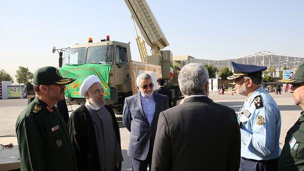 İran hava savunma sistemleri - Bavar-373 - Sputnik Türkiye