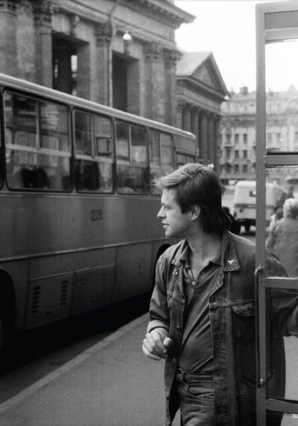 Boris Grebenşikov, Leningrad 1986 - Sputnik Türkiye