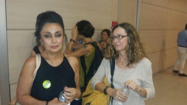 Özgür Gündem'in eski yayın yönetmeni avukat Eren Keskin'e tutuklama talebi. - Sputnik Türkiye