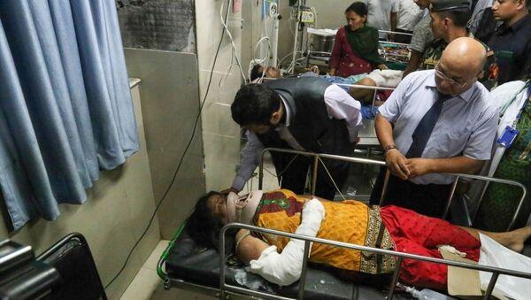 Nepal, otobüs kazası - Sputnik Türkiye