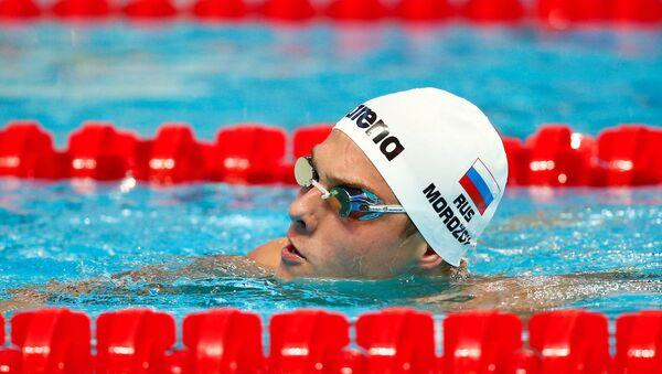 Rus yüzücü Vladimir Morozov - Sputnik Türkiye