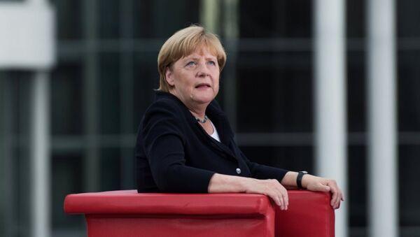Angela Merkel, Almanya - Sputnik Türkiye