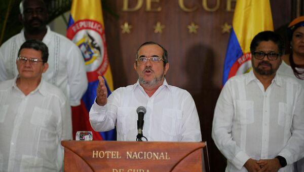 FARC lideri Rodrigo Londono - Sputnik Türkiye