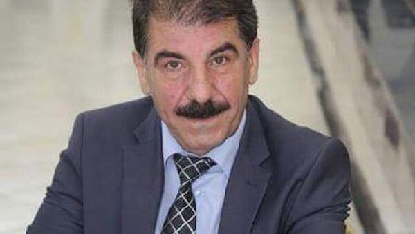 HDP Kahramanmaraş İl Eş Başkanı Metin Gönülşen - Sputnik Türkiye
