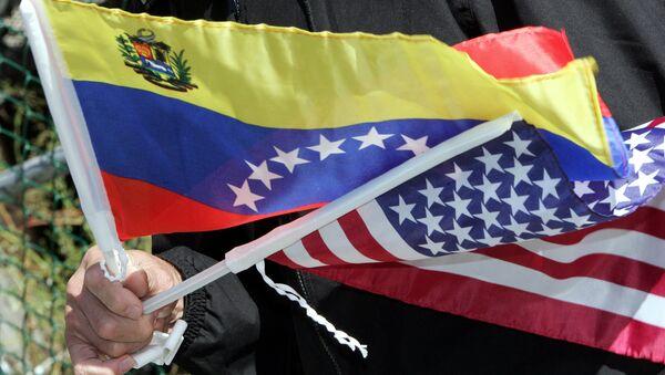 Venezüella - ABD - Sputnik Türkiye