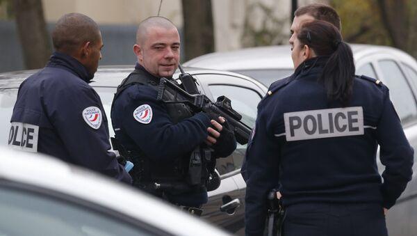 Fransa polisi - Sputnik Türkiye