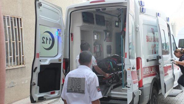 Askeri üs bölgesine malzeme götüren TIR'a saldırı: 1 ölü, 1 yaralı - Sputnik Türkiye
