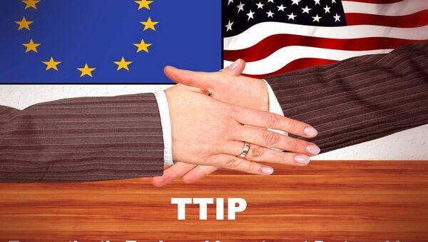 TTIP - Sputnik Türkiye