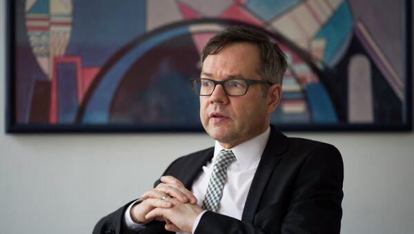 Almanya'nın dışişlerinden sorumlu Devlet Bakanı Michael Roth - Sputnik Türkiye