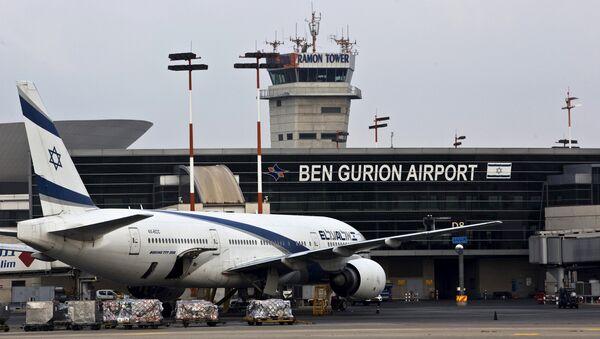 İsrail / Ben Gurion Havalimanı - Sputnik Türkiye