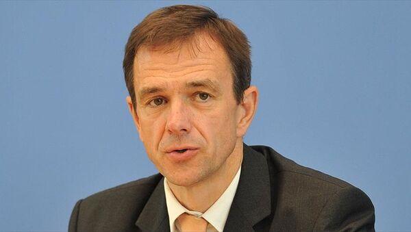 Almanya Dışişleri Bakanlığı sözcüsü Martin Schaefer - Sputnik Türkiye
