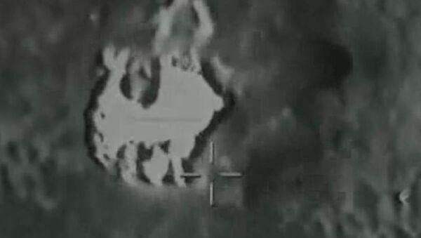 Türk Silahlı Kuvvetleri, Kuzey Irak'ta bulunan Gara bölgesine hava harekatı düzenlendiğini açıkladı.  - Sputnik Türkiye