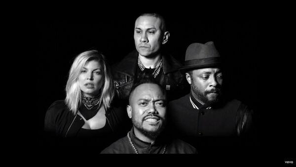Black Eyed Peas / Video haber - Sputnik Türkiye