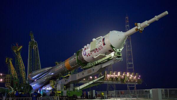 The Soyuz TMA-20M spacecraft - Sputnik Türkiye