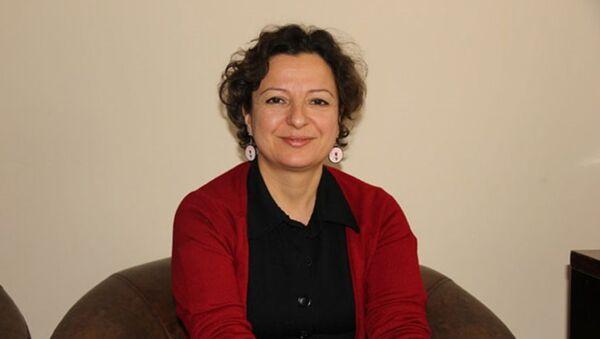 Prof. Dr. Nilay Etiler - Sputnik Türkiye