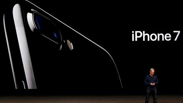 iPhone 7 - Sputnik Türkiye