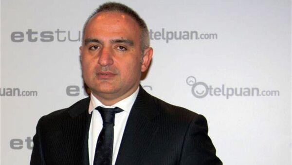 ETS Group Yönetim Kurulu Başkanı ve Antalya Maxx Royal otellerinin sahibi Mehmet Ersoy - Sputnik Türkiye
