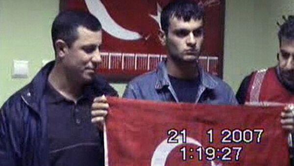 Hrant Dink'in katili Ogün Samast - Sputnik Türkiye