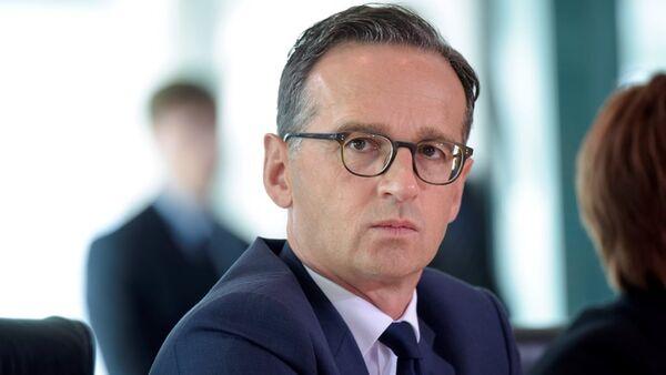 Almanya Adalet Bakanı Heiko Maas - Sputnik Türkiye
