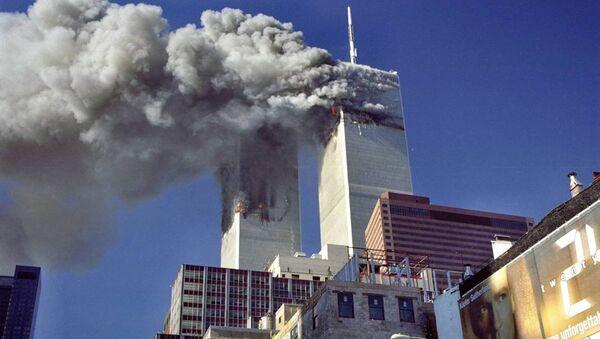 11 Eylül saldırıları - Dünya Ticaret Merkezi - Sputnik Türkiye