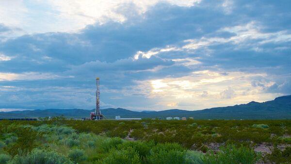 ABD'nin Teksas eyaletinin batısında dev bir petrol havzası bulundu - Sputnik Türkiye