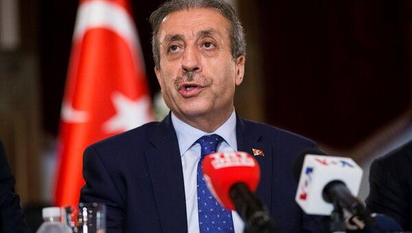 Mehdi Eker - Sputnik Türkiye