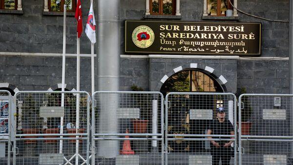 Diyarbakır / Sur Belediyesi - Sputnik Türkiye