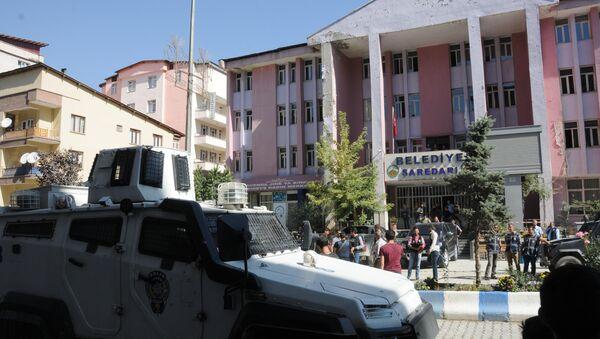 Hakkari Belediyesi'ne kayyum atandı - Sputnik Türkiye