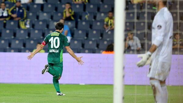 Fenerbahçe - Bursaspor maçı. - Sputnik Türkiye