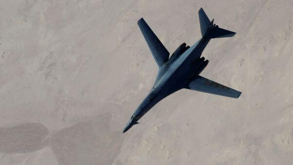 B-1B bombardıman uçağı - Sputnik Türkiye