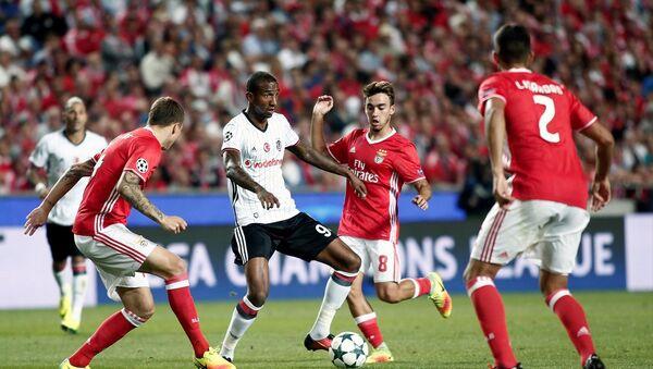Benfica-Beşiktaş maçı - Sputnik Türkiye