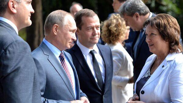 Putin, Kırım, Kerç Köprüsü - Sputnik Türkiye
