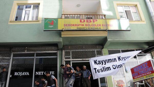 Hakkari'de DBP'ye operasyon - Sputnik Türkiye